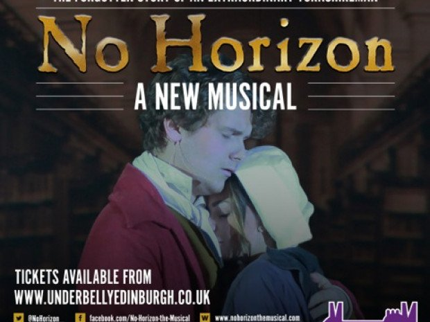 Impelling backs original Yorkshire musical to appear at the largest arts festival in the world