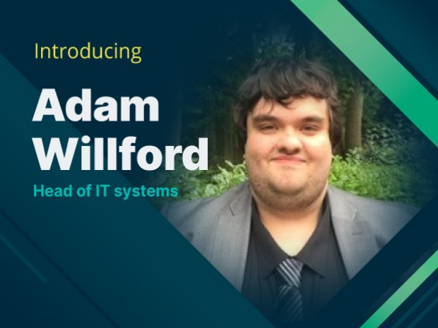 Introducing Adam Willford